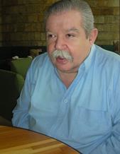 Julio Pardo pregonero carnaval 2011