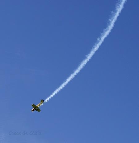 Tercer festival aéreo en Cádiz 3