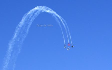 Tercer festival aéreo en Cádiz 4
