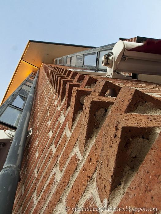 Mirando por el objetivo escaleras de ladrillo proyecto - Escaleras de ladrillo ...