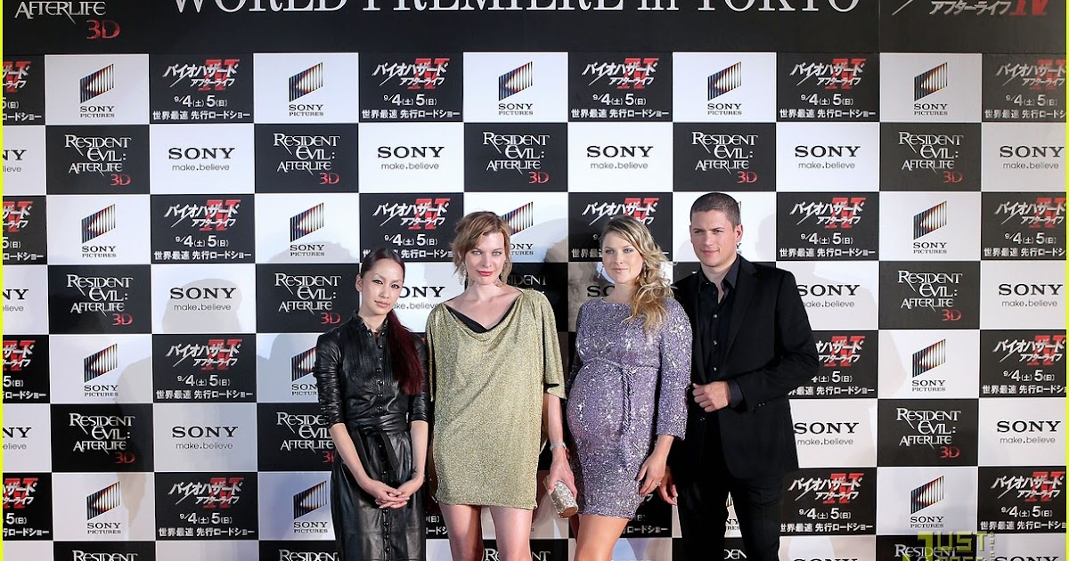 All About Wentworth Japońska Premiera Resident Evil