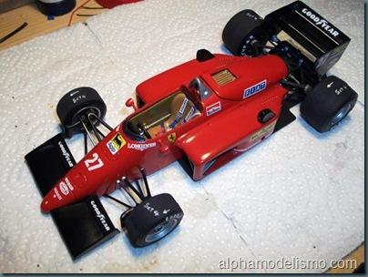 Ferrari 156 a