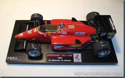 Ferrari 156 finito2