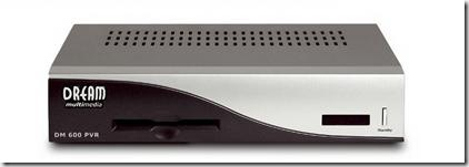 DREAMBOX DM-600 PVR