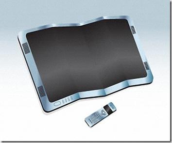 Katlanabilir 177 Ekran HDTV