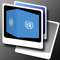 Cube Flags LWP simple icon