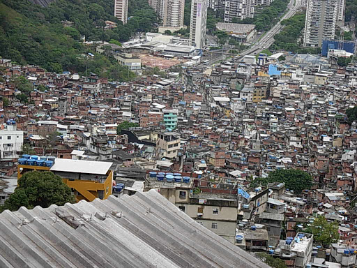 Fotos de las Favelas de Brasil
