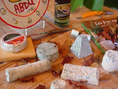Degustação queijos ABDQ