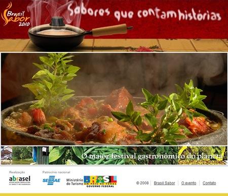 Brasil sabor2010