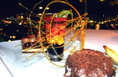 The Dome's Truffle Ice