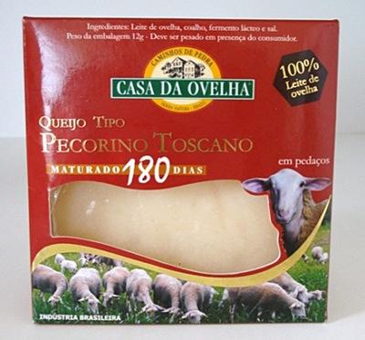 Pecorino Toscano 180 dias