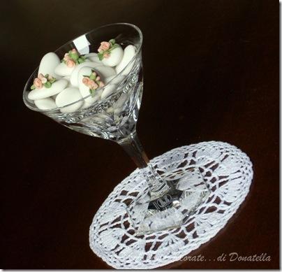 bicchiere confetti più chiara picnik firmata