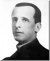 Pe. Roberto Landell de Moura - Pároco a partir de 19.07.1908