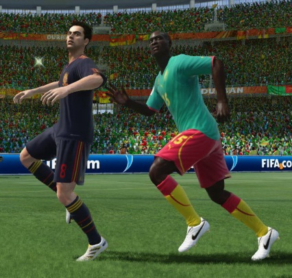 Espanha e Camarões