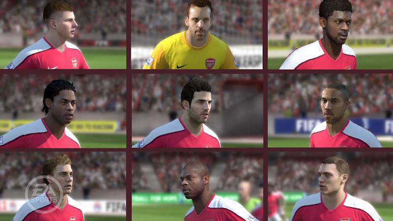 And it's Aaaaarseeeenal FC!