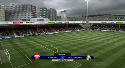 Arsenal-Madrid
