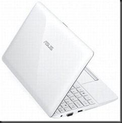 Asus Eee PC 1015PEM Netbook