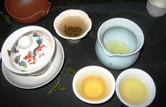 Dong Ding teas