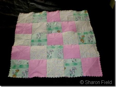 raggy_denim_n_flannel square quilt