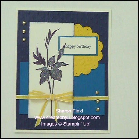 fabulous florets, udi color challenge, utah divas international, teeny tiny wishes, Sharon Field, Created By you