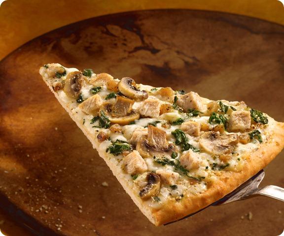 freschetta by the slice