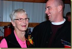 joe and mom
