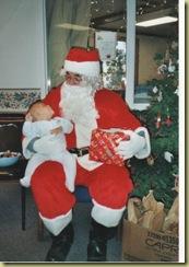 Jordans 1st Christmas