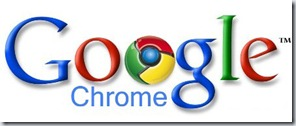 Foto oficial da Google Chrome