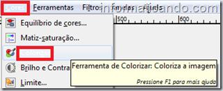 Cores - Colorizar
