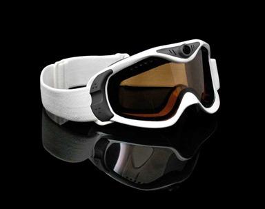 óculos de esqui que grava vídeos