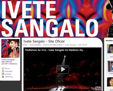 Comunidade da Ivete Sangalo