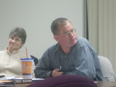 WCSD Board Member Troy Suchan - KCII News