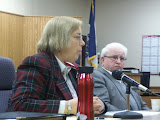 Senator Becky Schmitz (D-Fairfield) and Representative Larry Marek (D-Riverside) take questions and give an update from the capital (1/16/10) - KCII NEWS
