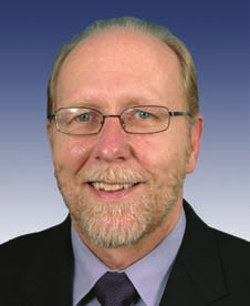 Congressman Dave Loebsack (D-Iowa 2nd District)