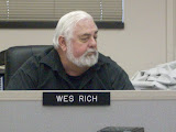 Washington County Supervisor Wes Rich