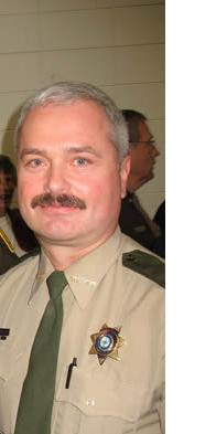 Washington County Sheriff Jerry Dunbar