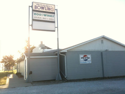 Washington's Only Bowling Alley Has A New Owner, Same Food And Atmosphere.<br /> (KCII's Chance Dorland)