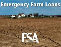 Farmers In Multiple Southeast Iowa Counties Are Eligible For USDA Loans.<br />