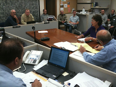 Washington County Supervisors Have Approved Changes To County Employees' Health Insurance.<br /> (KCII's Chance Dorland)