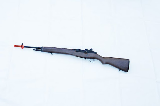Airsoft Guns, WE,WE M14, WE M14 GBB,Gas blowback designated marksman rifle,M14, DMR, GBB, GBBR,pyramyd air, airsoft obsessed