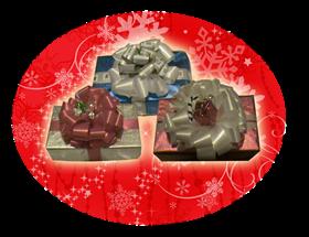 Estos tres son los regalos
