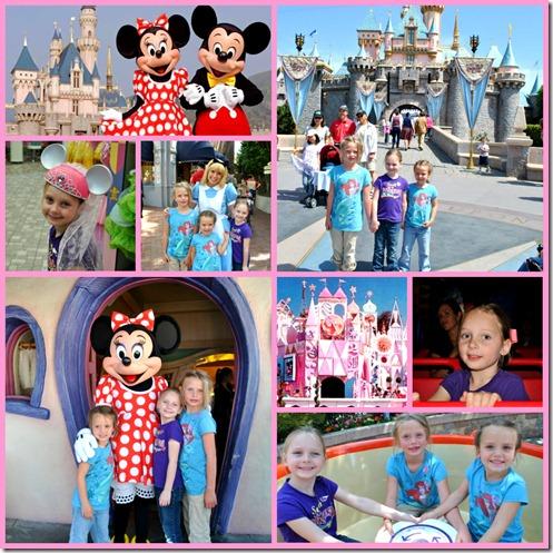 Halle at Disneyland
