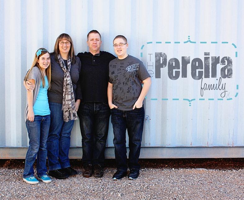 PEREIRA FAMILY