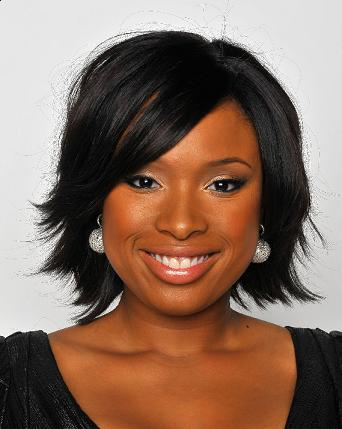 Short Bob Hairstyles-Jennifer Hudson