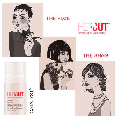 New Product For Short Hair Cut