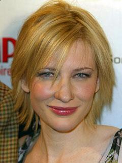 Short Bob Hairstyles Kate Blanchett