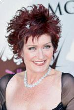 Sharon Osbourne Short Hair