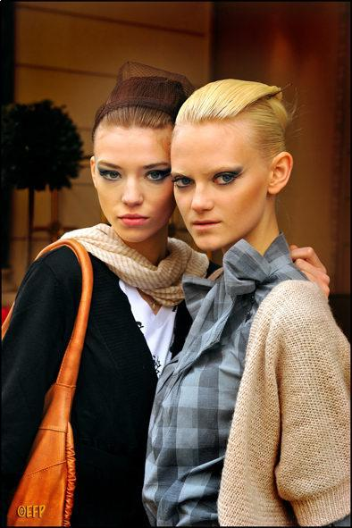 hairstyles from Easy Fashion In Paris