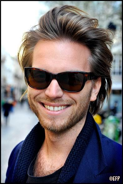cool hairstyle for men 2010
