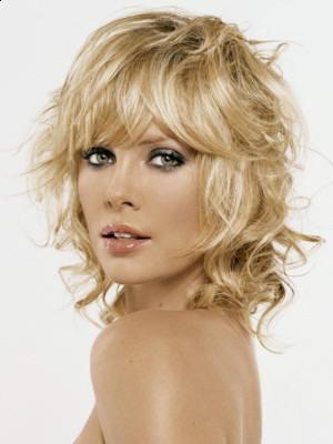 Layered Haircuts Charlize Theron